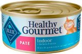 Blue Buffalo BLUE Healthy Gourmet Pate Chicken Entrée Adult Cat Food | Blue Buffalonull