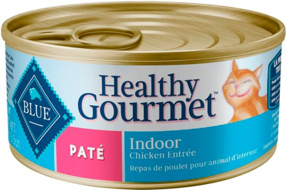 Blue Buffalo BLUE Healthy Gourmet Pate Chicken Entrée Adult Cat Food