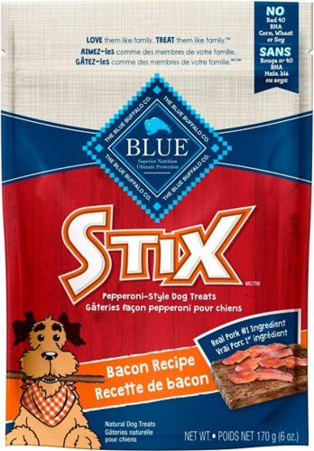 Gâteries pour chien Blue Buffalo BLUE Stix, bacon
