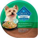 Repas Blue Buffalo BLUE Delights pour chien, steak en sauce | Blue Buffalonull