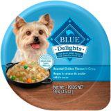 Repas Blue Buffalo Delights pour chien, poulet rôti en sauce | Blue Buffalonull