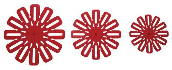 Protecteurs pour casseroles PADERNO Classique, paq. 5 Image de l'article