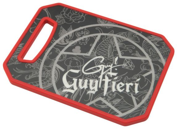 Guy Fieri Non-Slip Cutting Board, 11 x 14-in