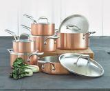 Lagostina Euro-Clad Copper Cookware Set, 12-pc | Lagostinanull