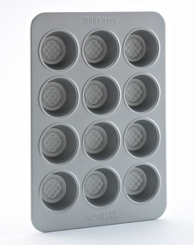 Cake Boss Muffin Pan, 12-Cup
