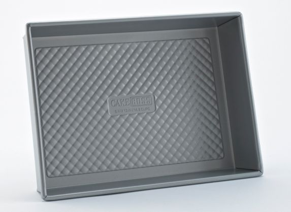 Cake Boss Rectangle Cake Pan, Quilted,  9 x 13-in