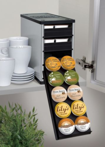 Youcopia Coffee Stack Cup K Cup Organizer