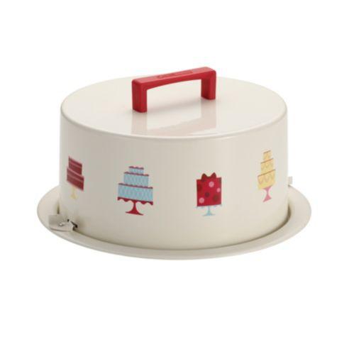 Cake Boss Metal Cake Carrier