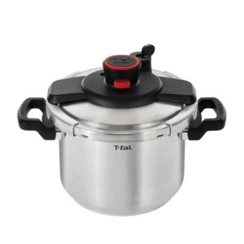 T-fal Clipso Pressure Cooker, 6.5-qt