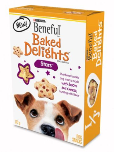 Beneful Bacon & Cheese Baked Delights