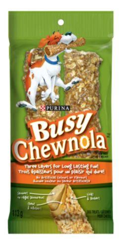 Gâteries pour chien Purina Busy Chewnola, gros Image de l'article