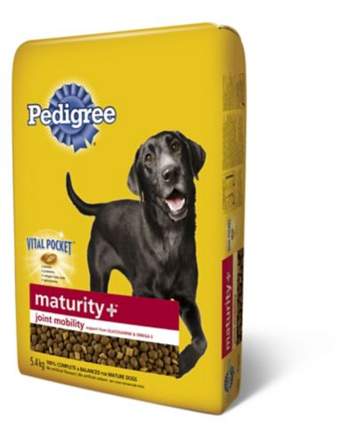 Pedigree Maturity 5.4 kg Dog Food