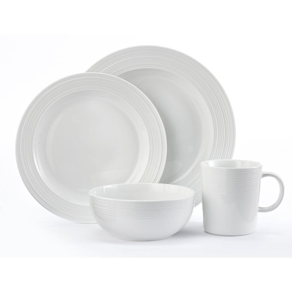 Lagostina Firenze Dinnerware Set, 16-pc