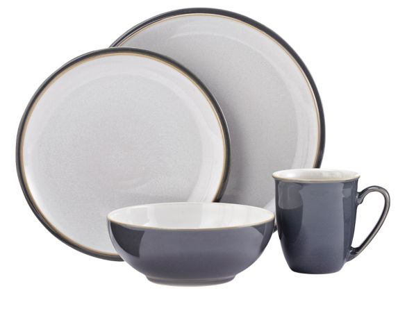 Denby Mushroom Dinnerware Set, 16-pc