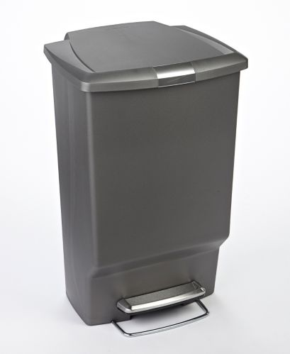 simplehuman Step Trash Can, 45-L