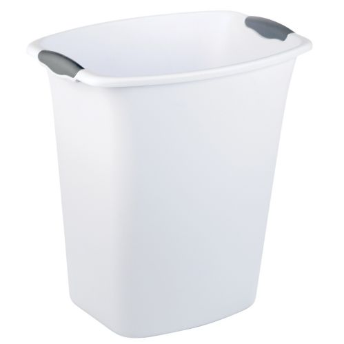 Open Trash Can, 19-L