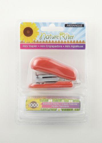 Mini Stapler with 1000 Staples