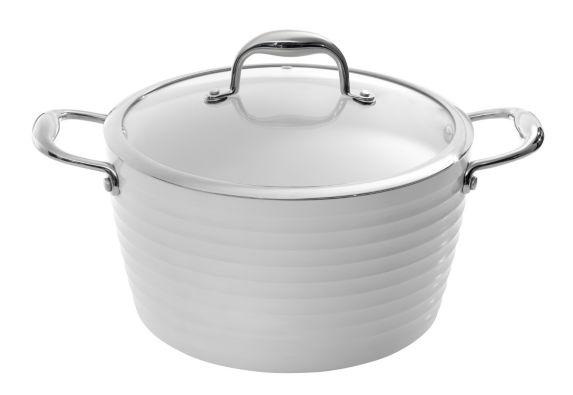 Lagostina Bianco Cook-n-Serve, 6-qt
