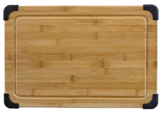 MASTER Chef Bamboo Cutting Board, 12-in x 18-in Product image