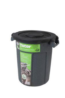 Raccoon Proof Garbage Bin