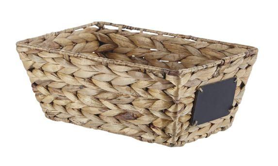 CANVAS Meg Rectangular Storage Basket