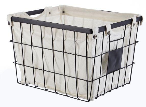 CANVAS Wren Wire Basket