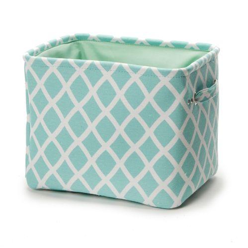 CANVAS Echo Cube Basket, Trellis