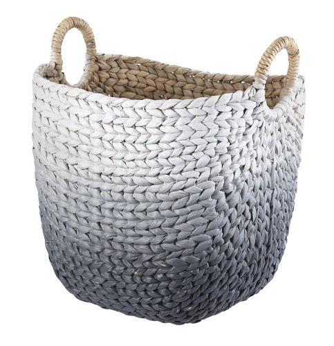 CANVAS Willa Basket, Grey Product image