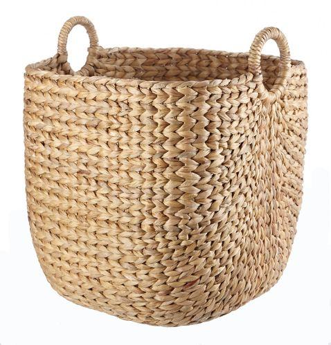 CANVAS Nola Basket, Large