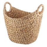 CANVAS Tess Curved Storage Basket | CANVASnull