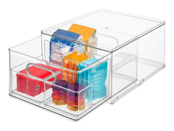 The Home Edit by iDESIGN All-Purpose Stackable Divided Drawer Product image