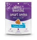 Wholehearted Smart Smiles Cat Dental Treats, Salmon, 6.3-oz | WholeHeartednull