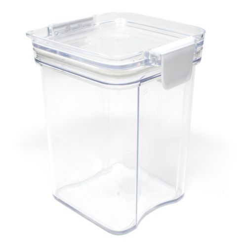 DryLock Tritan Pantry Food Storage Container, 1-L