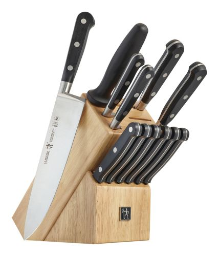 Henckels French Forged Knife Block Set, 13-pc