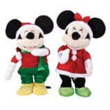 Mickey and Minnie Mouse Holiday Animated Steppers, Assorted | Disneynull