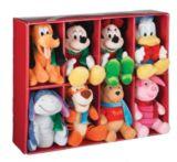 Disney Plush Holiday Ornament Set, 8-pc | Disneynull