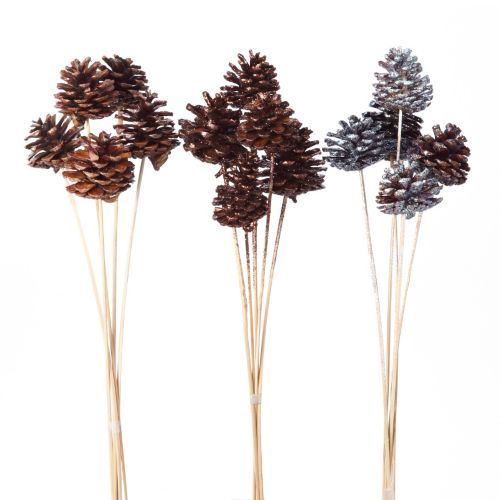 Christmas Tree Store Erie Pa: DIY Pine Cone Shapes