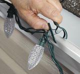 NOMA Quick-Clip 25 C9 LED Lights, Pure White   NOMAnull