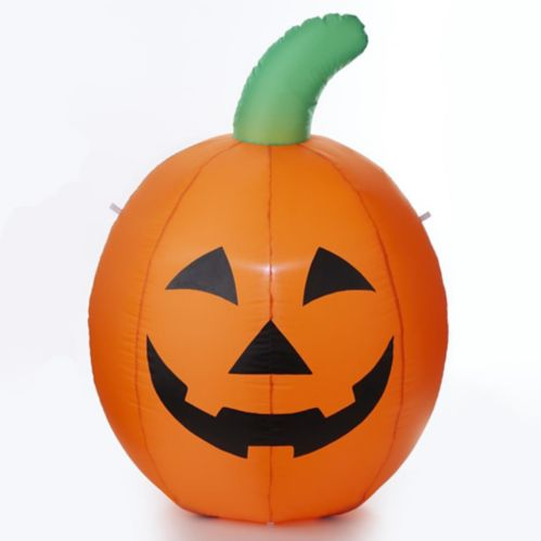 Airblown Light Up Inflatable Pumpkin, 3.5-ft Product image