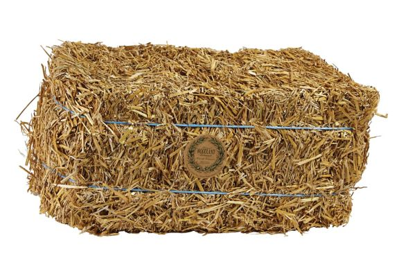 Large Bale of Straw, 9-in x 9-in x 12-in Product image