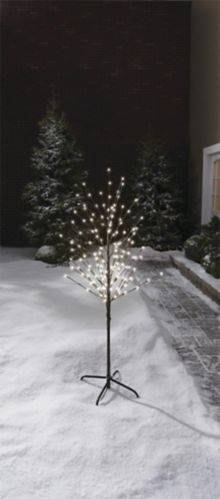 CANVAS Twig Tree, Pure White, 5-ft Product image