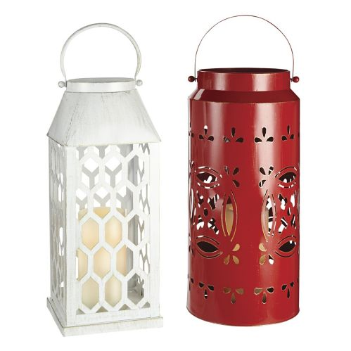 CANVAS Lanterns, Assorted, 22-in Product image