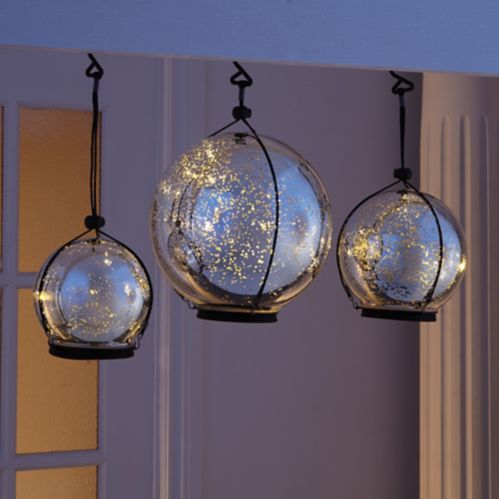 NOMA Twinkling Spheres, 3-pk Product image