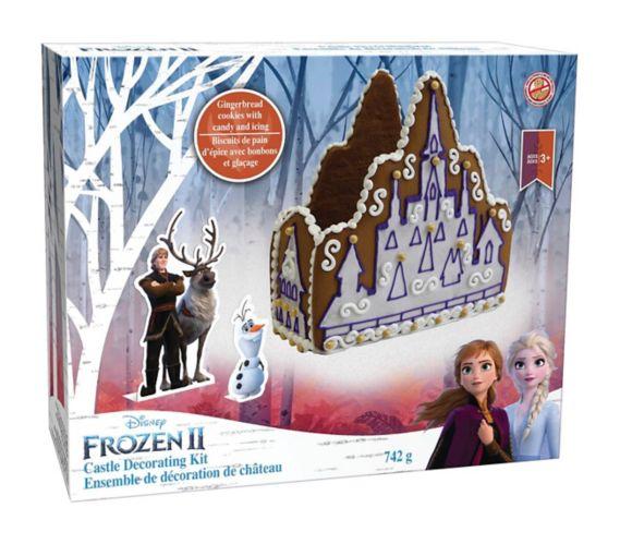 Disney Frozen 2 Gingerbread Cookie Castle Kit Product image