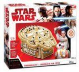 Star Wars Episode IX Gingerbread House Kit   Star Warsnull