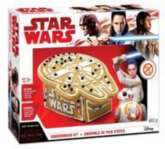Star Wars Episode IX Gingerbread House Kit Product image