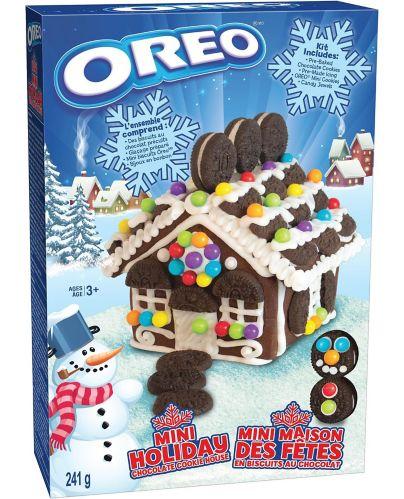 Oreo Mini Holiday Cookie House Kit Product image