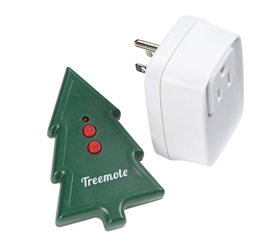 Christmas Tree Store Erie Pa: Treemote Wireless Christmas Light Switch
