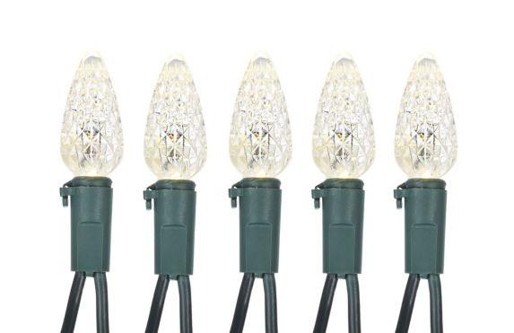NOMA Outdoor 70 C6 LED Lights, Warm White