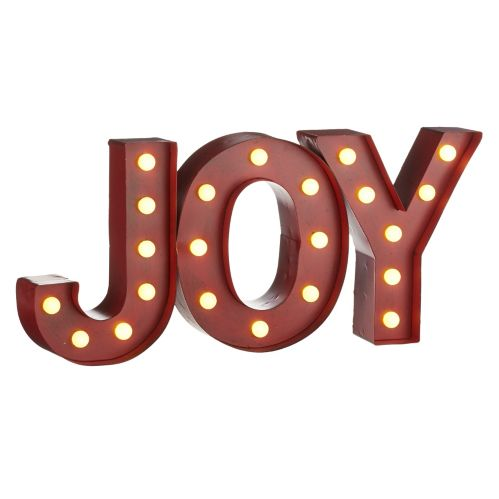 CANVAS Joy Marquee Sign, Assorted Product image